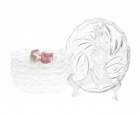 Camellia Small Plate Set N103