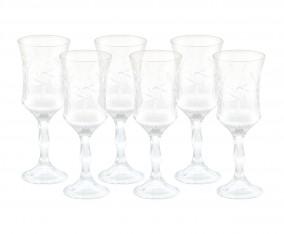 Gelas Kristal Sloki V904CSG