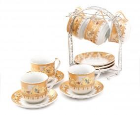 Cup & Saucer B671 Motif Camelia