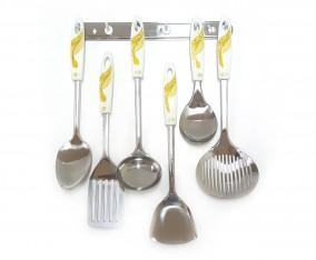 Perlengkapan Peralatan Dapur VK915 Motif Lily