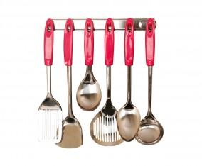 Perlengkapan Peralatan Dapur VK915C Warna Pink