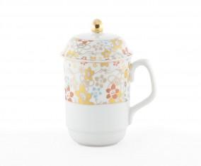Mug Y66 Motif Poppy