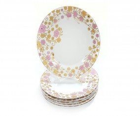 Plate 10.5 inch B16 (1 lusin Motif Lolli)