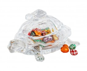 Small Turtle Candy Box SH3629O
