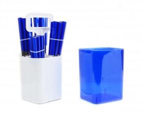 Sendok dan Garpu Set V241C Warna Biru