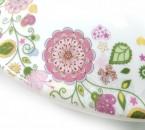 Penghangat Makanan Oval B683 Motif Gardenia