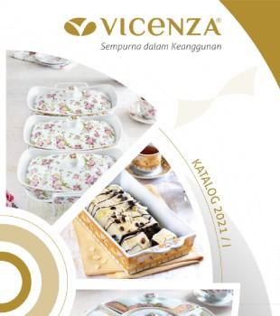 Katalog Vicenza 2021