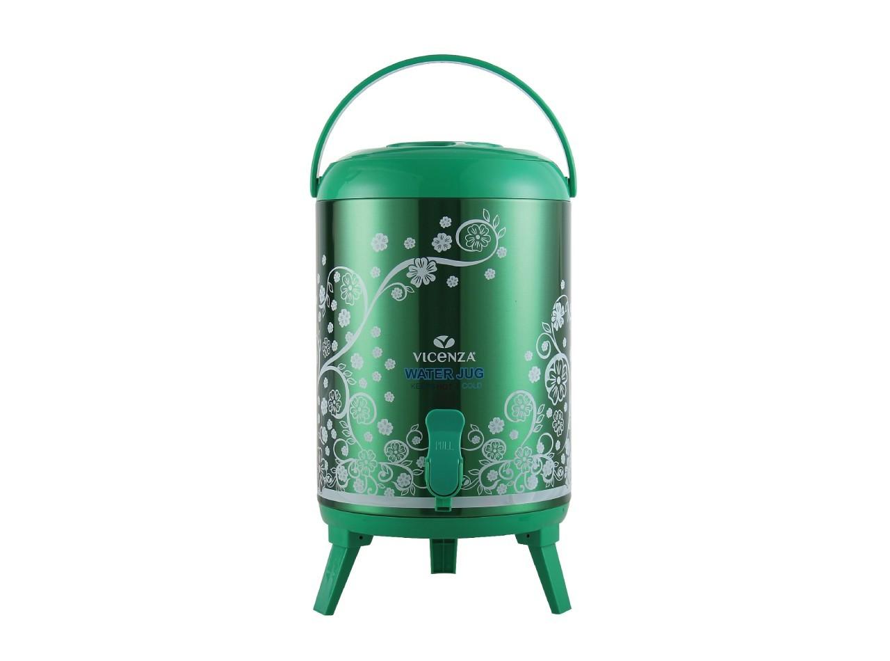 Water Jug 9,5 L VG1000WJ motif Lolli warna hijau