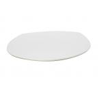 Piring Diagonal Porselen 14 inch J3436