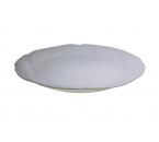 Piring Bulat Porselen 9 inch LQ1030-9