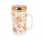 Mug Warm YA68 Motif Melati