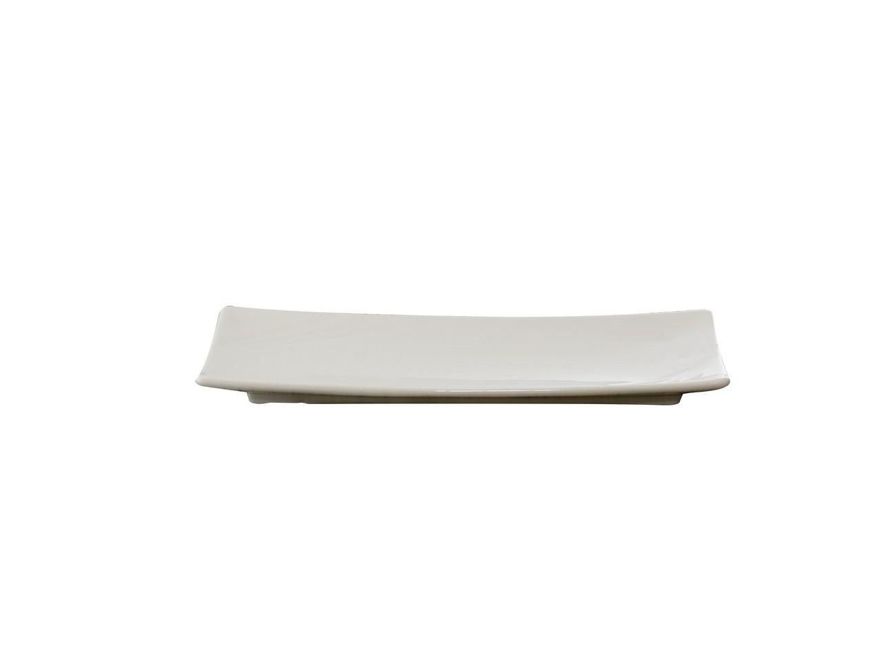 Piring Persegi Panjang Porselen 12 inch LQ11064-12