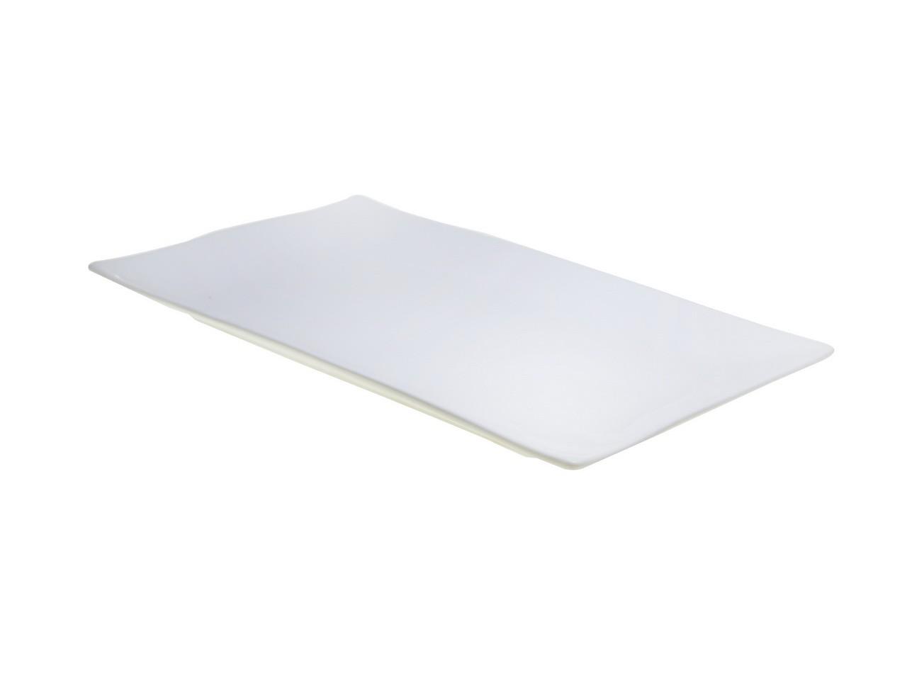 Piring Persegi Panjang Porselen 6 inch LQ11006-6