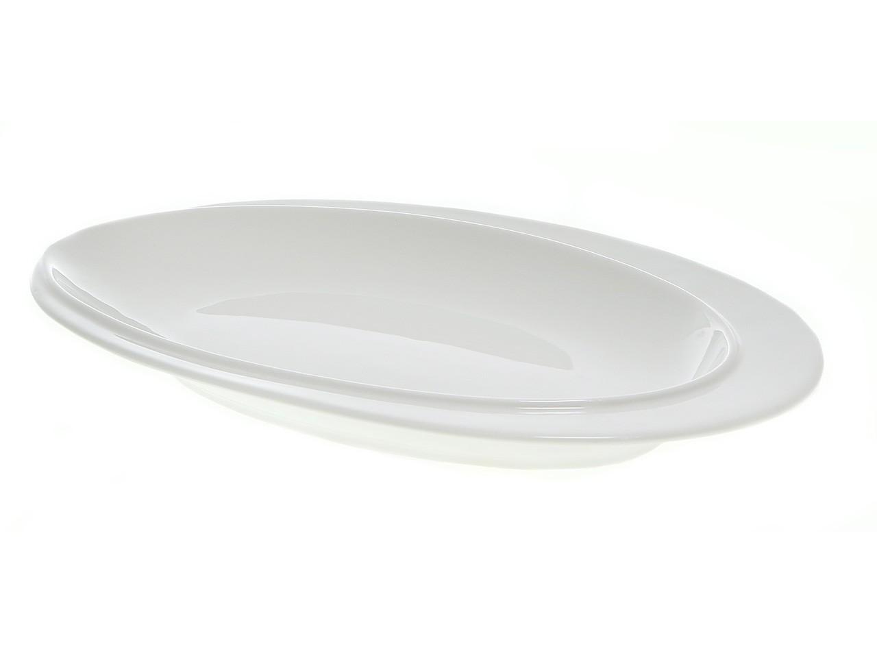 Piring Oval Porselen 12 inch LQ11089-12