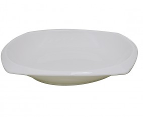 Piring Sup Porselen 9 inch J3147
