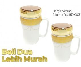 2 set Mug Y68 motif Padi